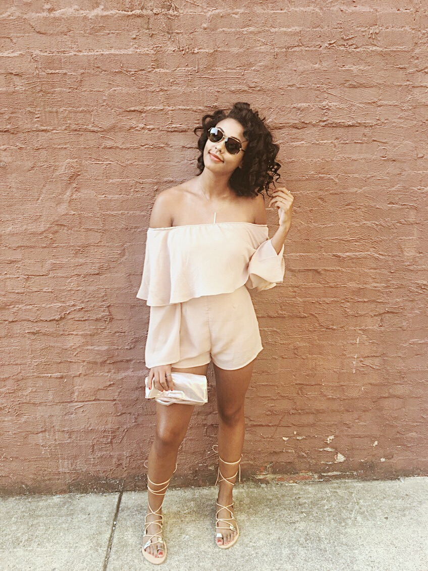 Get the Look: Casual SummerEvening